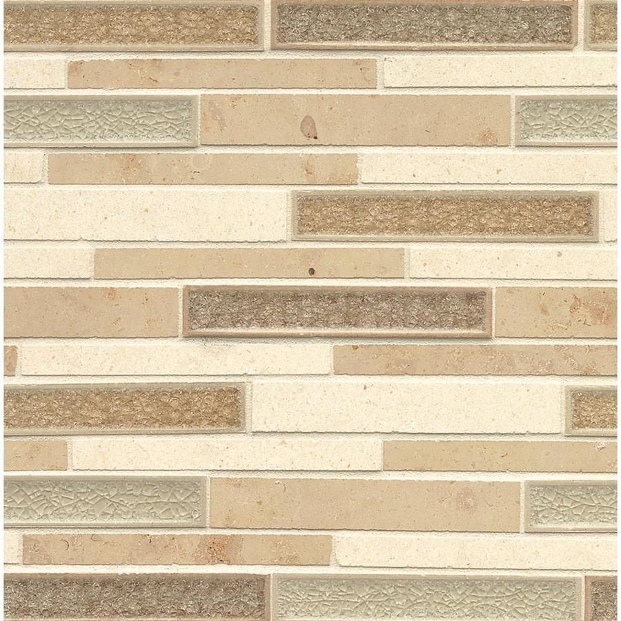 Bedrosians Kismet Blessed 11 In X 13 In Ceramic And Linear
