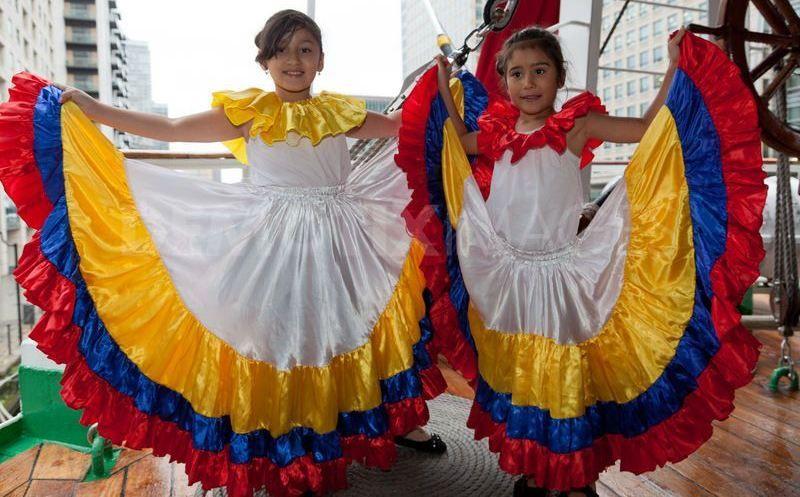 Colombia Traje tipico colombia, Traje tipico de