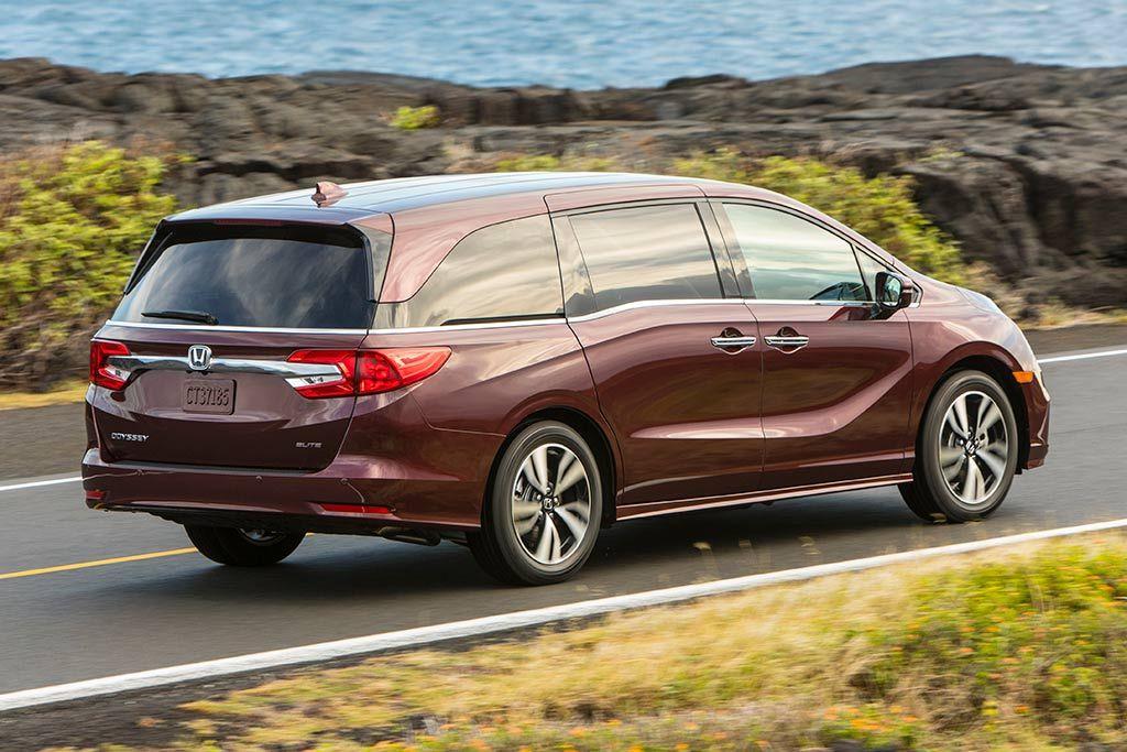 2020 Honda Odyssey Review Honda Odyssey Honda Odyssey Reviews Mini Van