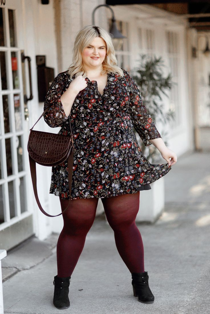 Plus Size thanksgiving outfit