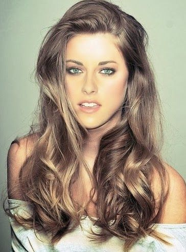 Hairstyles for Long Brown Hair Pop Haircuts Hairstyles For Brunettes