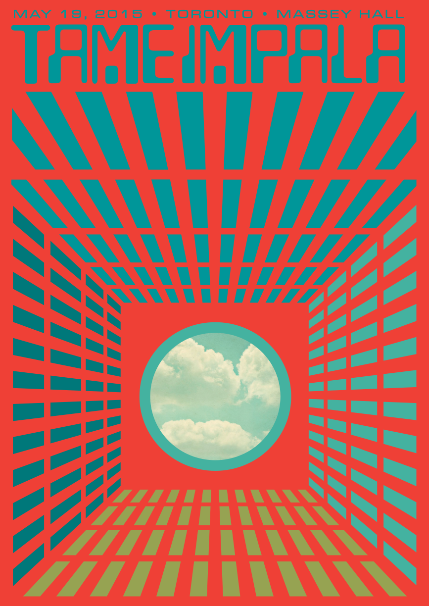 Tame Impala Psychedelic Poster Poster Art Poster Design