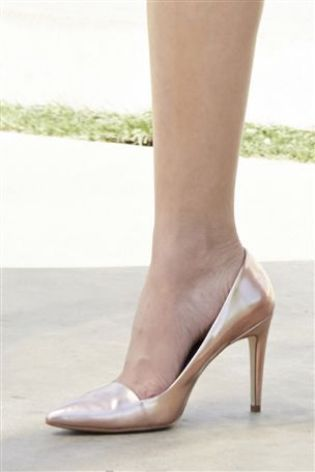 Buy Rose Gold Heels from the Next UK online shop | My Style ...