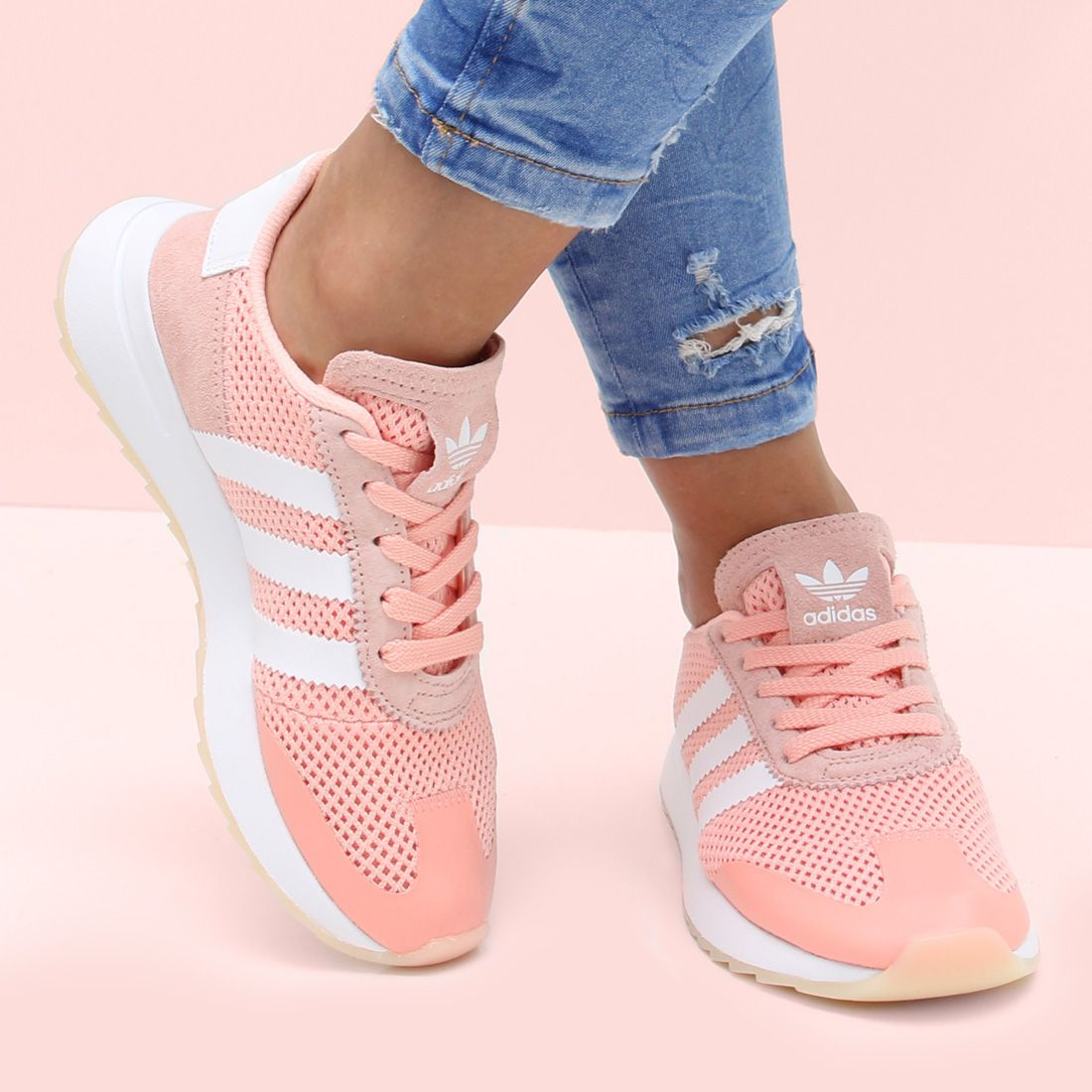 adidas original rosa