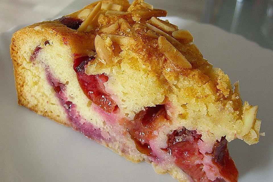 Laras Zwetschgen - Tassenkuchen mit Eierlikörteig von Lari | Chefkoch #cakefrosting
