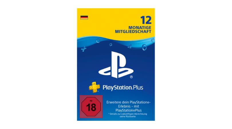 Angebot Playstation Plus Card 12 Monate Fur Deutsche Sen Konten Fur 4199 Playstation Monate Deutsch Ps4