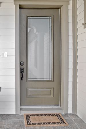 Therma Tru Doors   Love This Color!