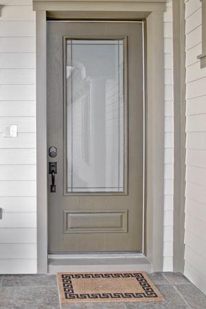 Therma Tru Doors Love This Color Exterior Doors Front