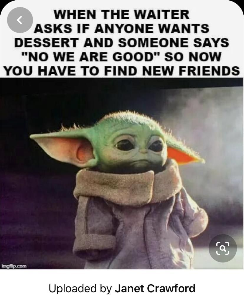 40 More Baby Yoda Memes Because They Make Me Smile 6 Yoda Quotes Yoda Funny Fun To Be One