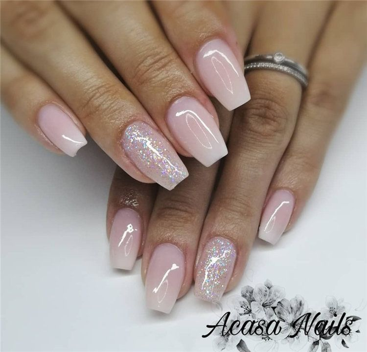 Are You Looking For A Nails Designs For Summer Here We Have Collected Some Beautiful Elegance Ideas Ombre Nail Art Designs Natural Nails Natural Nail Designs