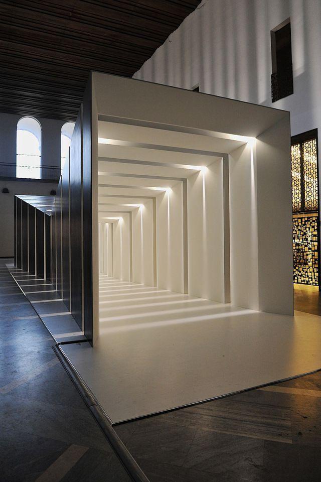 Baxter al salone del mobile 2019. Design Installations During Salone Del Mobile Milan 2013 Architecture Design Architecture Booth Design