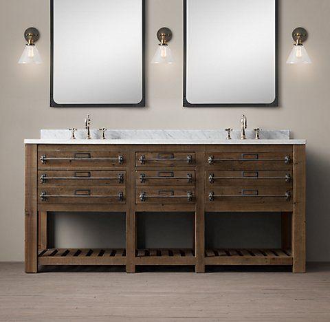 All Vanities Sinks Rh Vanity Sink Bathroom Design