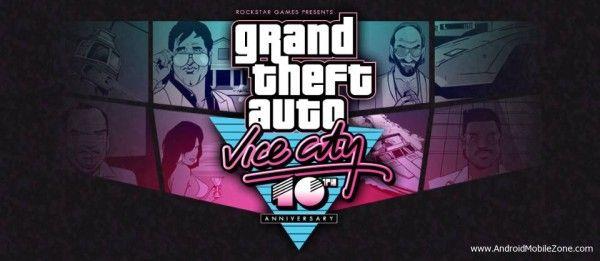 Grand Theft Auto: Vice City 1 03 Mod APK + DATA | Mobiles