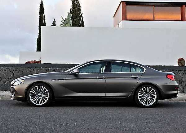 6 Series Gran Coupe >> 2018 2019 Bmw 6 Series Gran Coupe A Powerful And