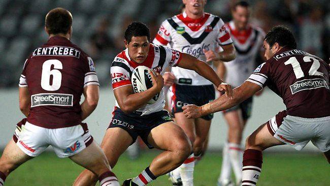 Nrl Round 16 Manly Sea Eagles Vs Sydney Roosters At Brookvale Oval Friday June 27th 07 40pm Aest There Are No Chang National Rugby League Nrl Rugby League