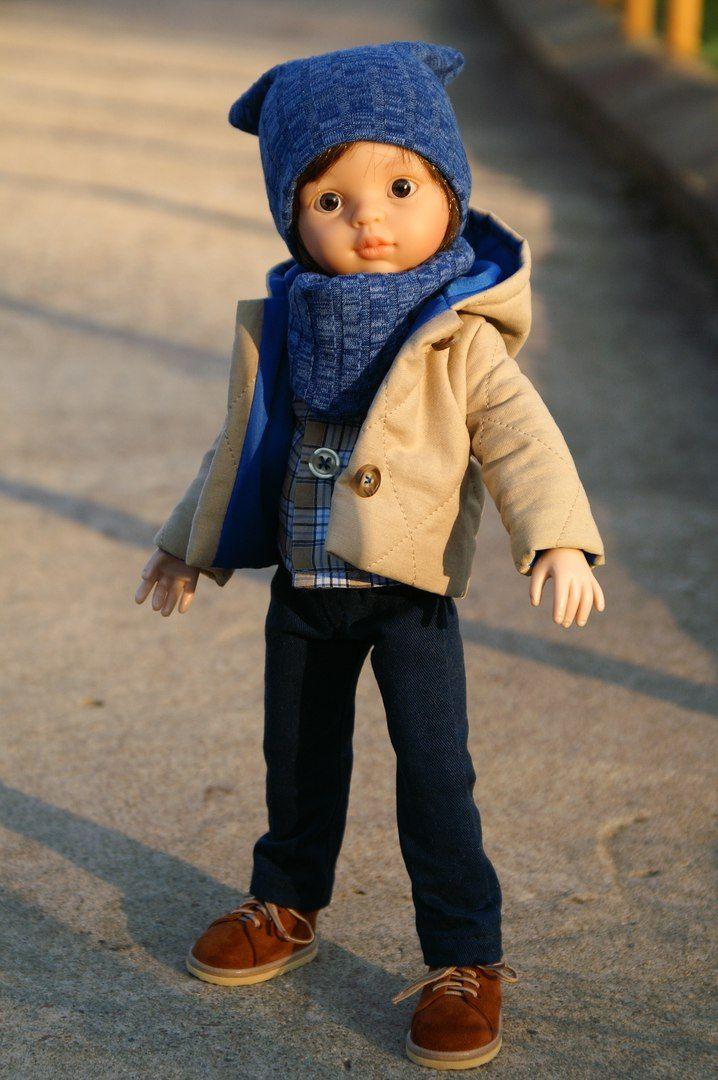 Испанские куклы Paola Reina   Одежда для кукол, Куклы, Одежда