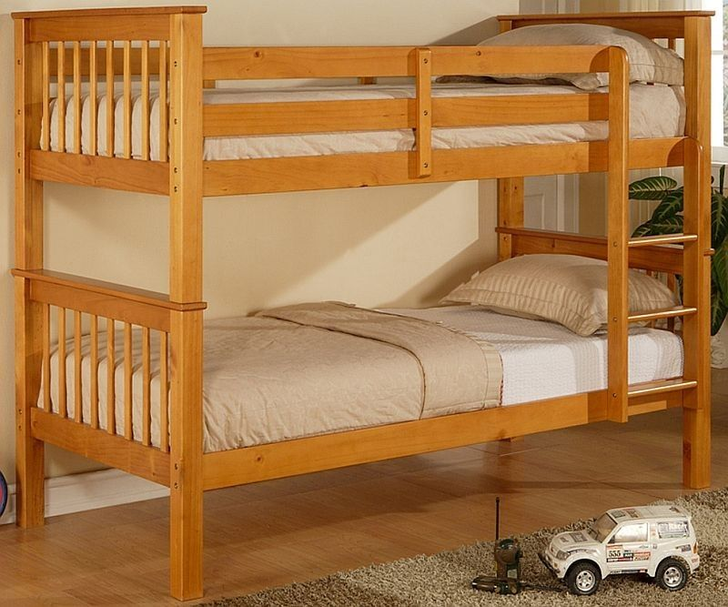Limelight Pavo Bunk Beds In Pine