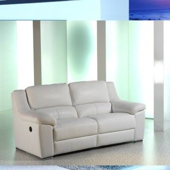 Sofa Dario Blanco 210 Cm