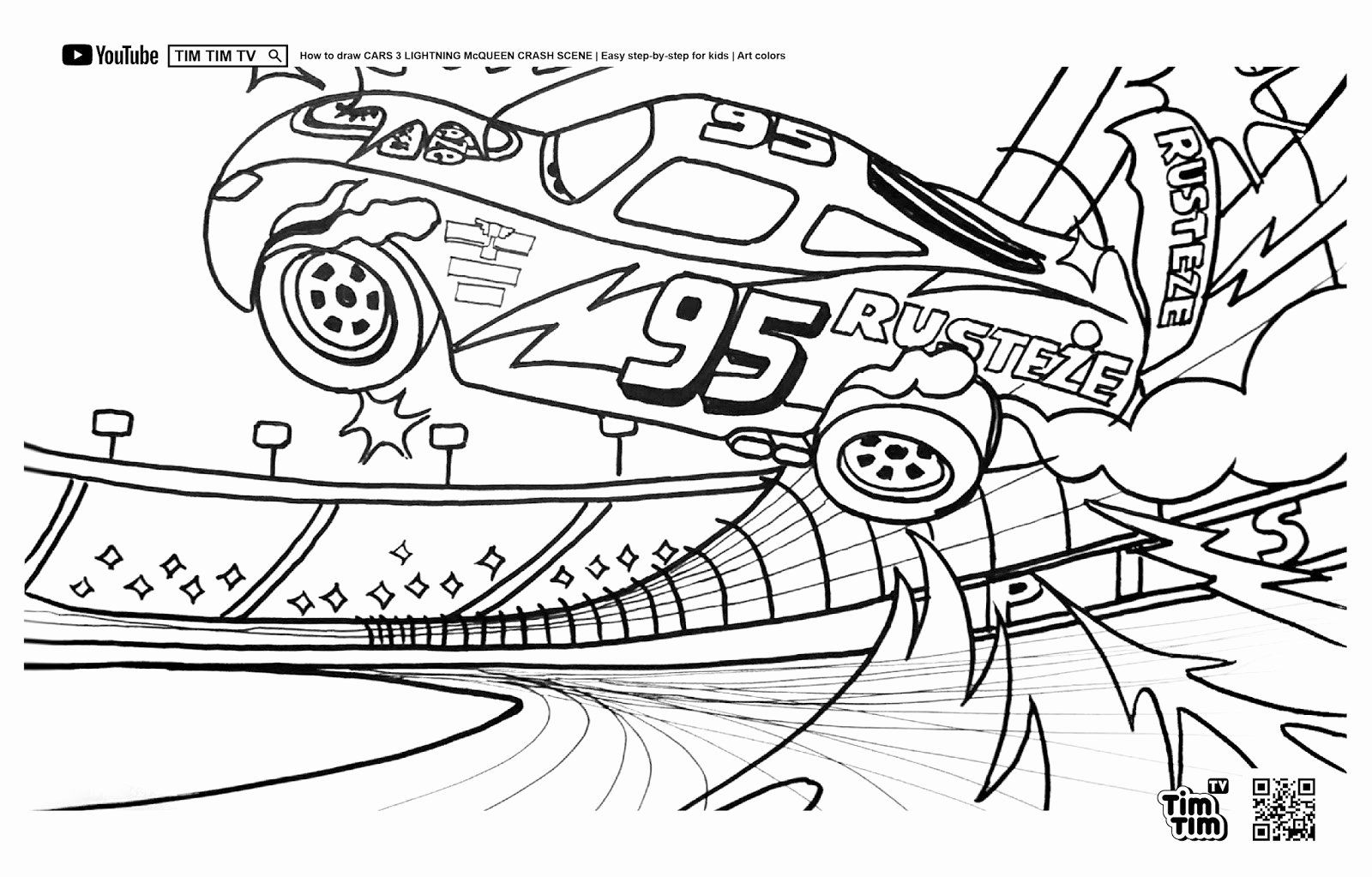 Disney Coloring Pages Cars Fresh Printable Cars 3 Coloring ...