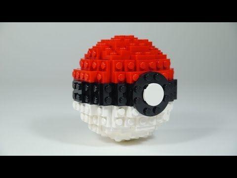 Lego Pok Ball Moc Nation Review Speed Build Youtube Lego