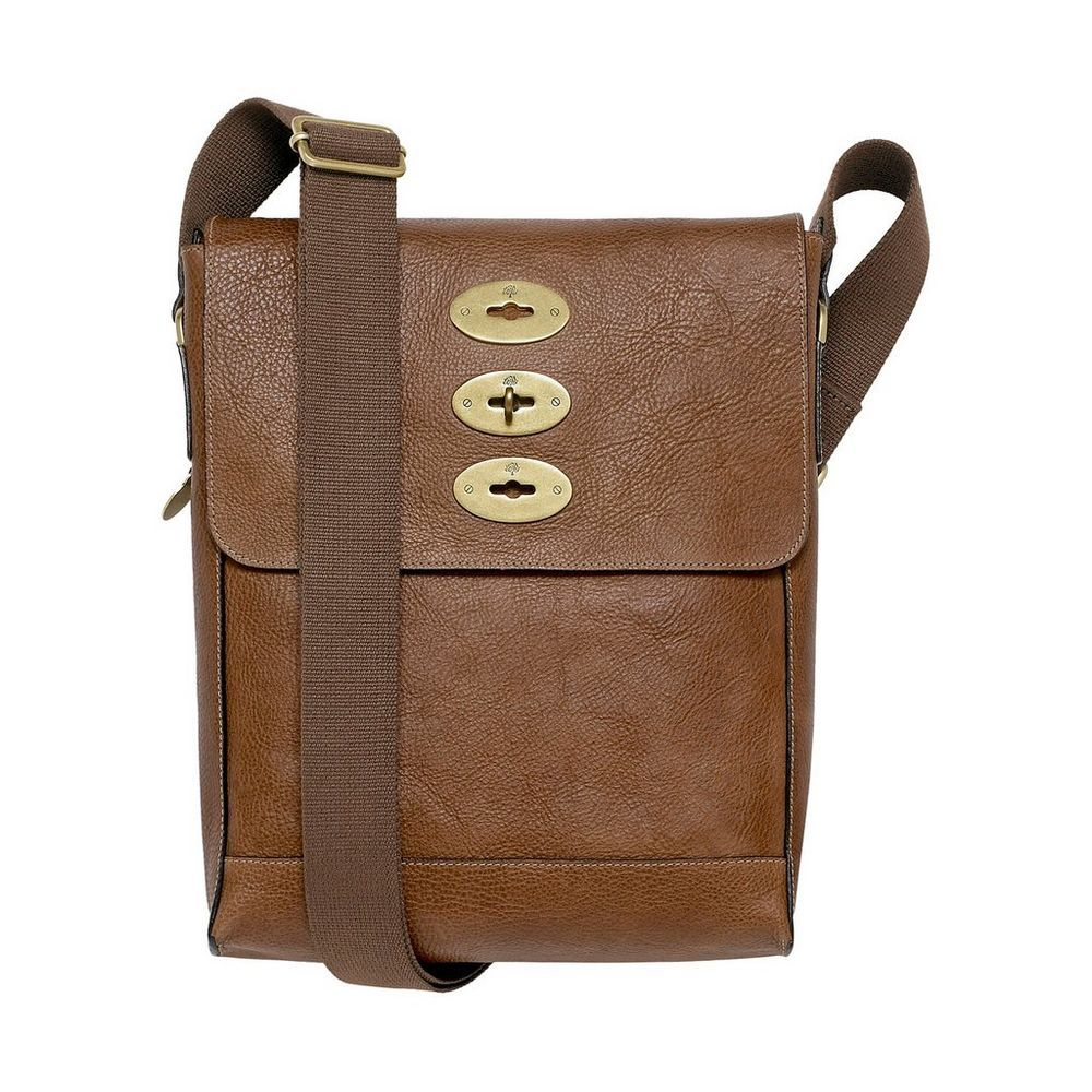 The Perfect Gift from Mulberry - Slim Brynmore in Oak Natural ...