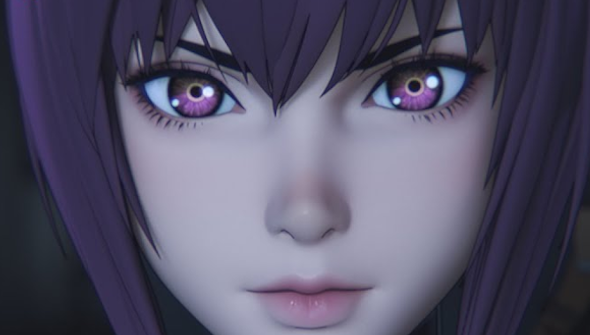 Ghost In The Shell Sac 2045 First Full Trailer Arrives In 2020 Ghost In The Shell Ghost Digital Portrait