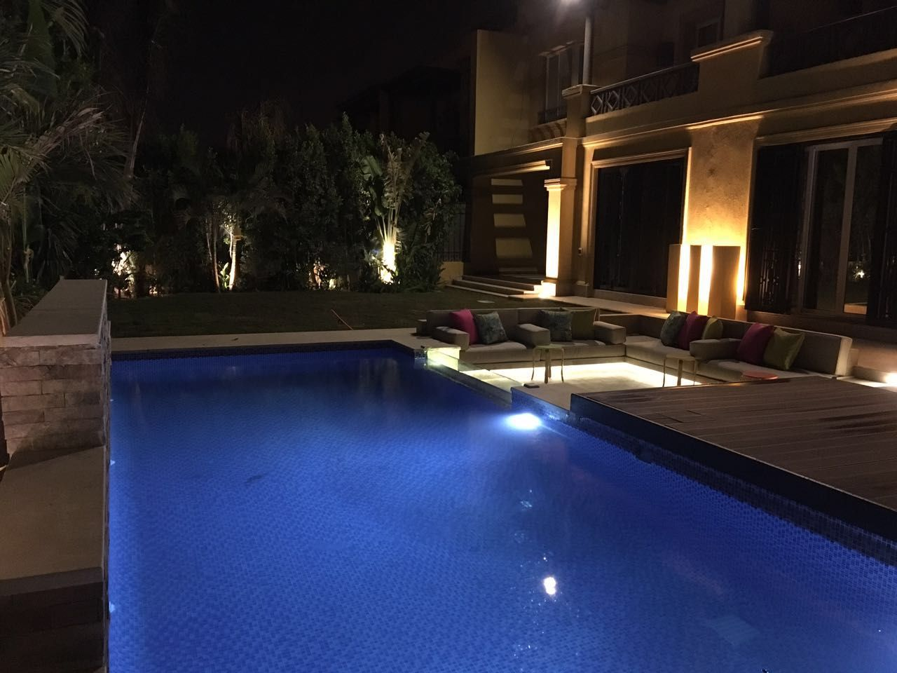 Pin by Shafik Saad on Pools in Egypt Outdoor decor, Pool