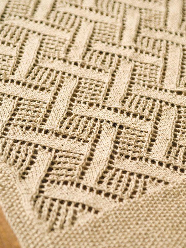 Montague | Lace patterns, Shawl and Diamond