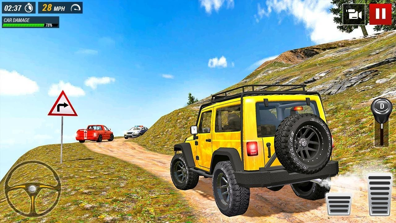 The Latest Version Of The Adventure Drivers Apk Is 5 1 Free Download And Installation Are Available For All The Android With Images Adventure Offroad Jeep Realistic Games