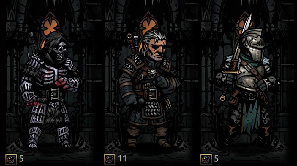 The Best Darkest Dungeon Mods Pc Gamer Darkest Dungeon Dungeon Dark