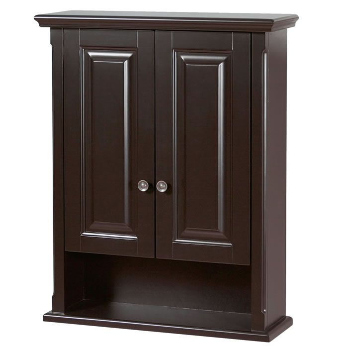 espresso bathroom wall cabinet bathroom wall cabinets 18248