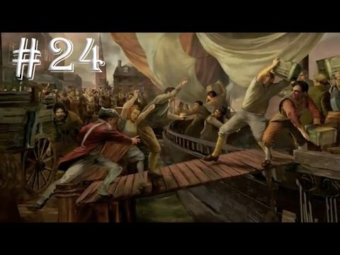 Assassin's Creed III - Gameplay - Part 24 - The Tea Party {Sequence 6}