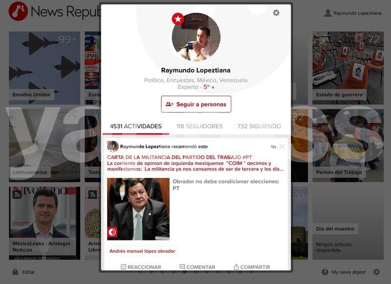 Militancia del Partido del Trabajo Mexicano denuncian