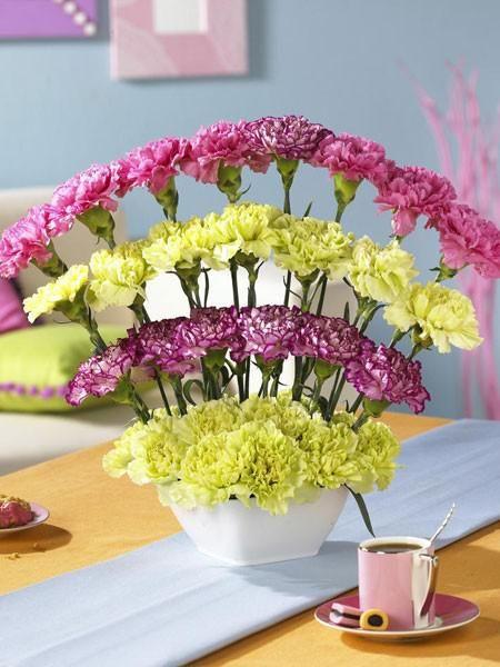 Blumengestecke selber machen - so geht\u0027s Pinterest