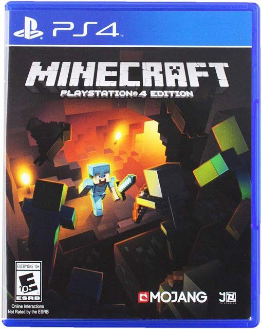 Minecraft Playstation 4 Product Description Platform Playstation