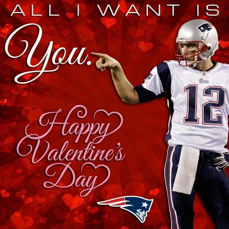 Best Valentines Day Card Ever Tom Brady New England Patriots Patriots England Sports