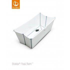 Stokke Flexi Bath Lasten kylpyamme White