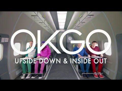 Ok Go The Writing S On The Wall Lyrics Okay Go Upside Down Inside Out Video Inside Out Lyrics Ok Go Inside Out Videos