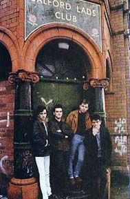 the smiths salford