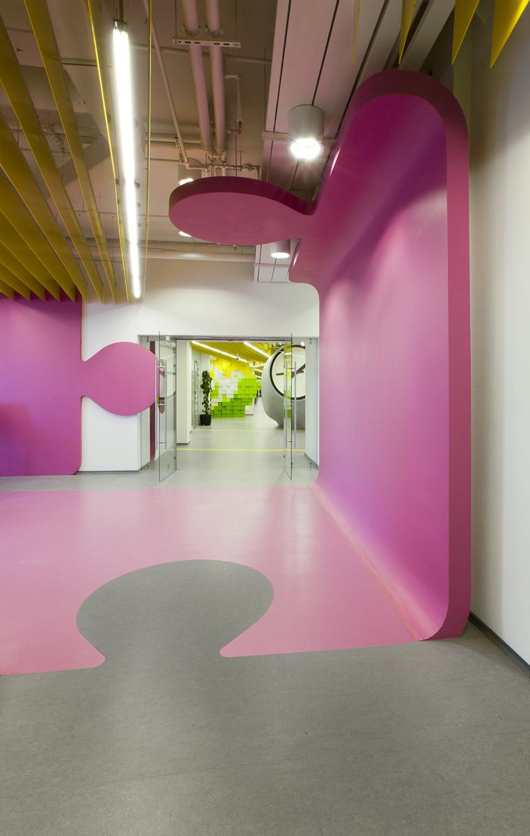 Gallery Of Yandex Saint Petersburg Office II / Za Bor Architects   15