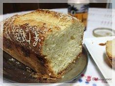 Pão de forma de liquidificador