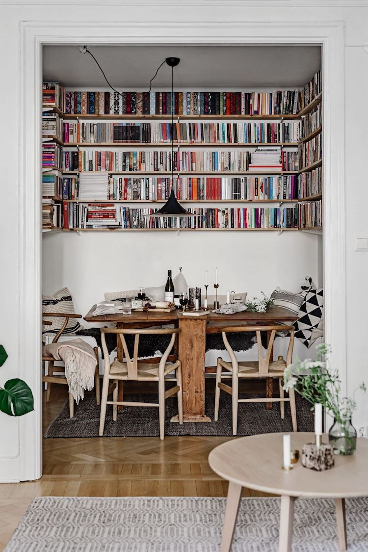 Photo of 7 Small Space Tricks To Learn From A Light-Filled Stockholm Family Home – #famil…