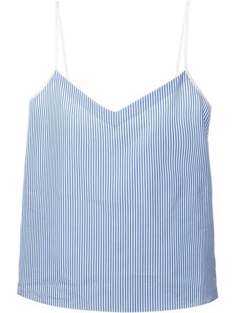 CARVEN Striped 'Tina' Top. #carven #cloth #top