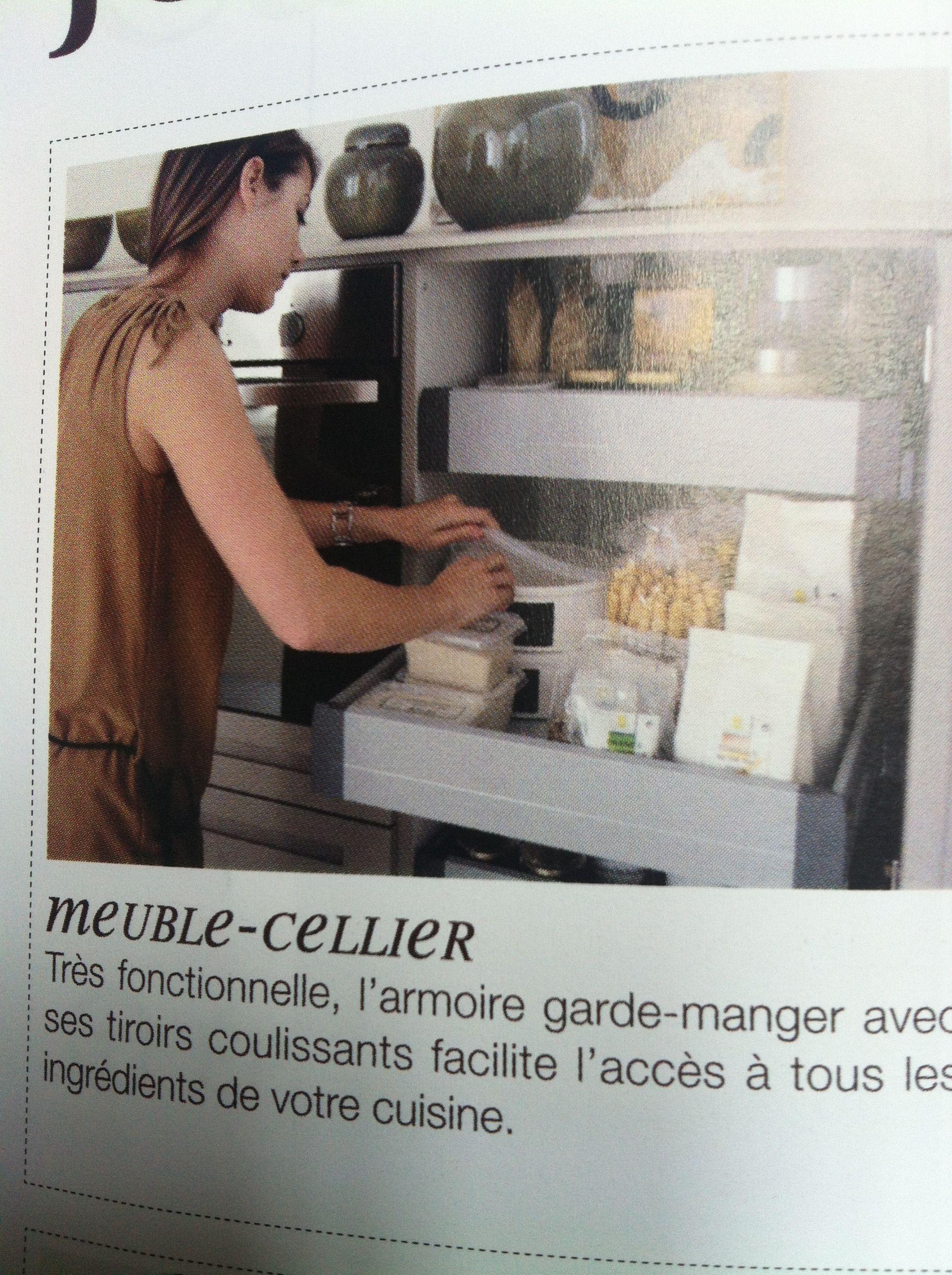 Tiroir Cellier Cuisinella Kitchen Kitchen Appliances Microwave