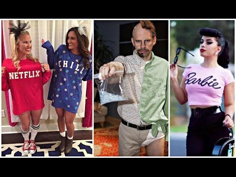 Best 2016 DIY Halloween Costume Ideas - YouTube Halloween Costumes - 2016 mens halloween costume ideas
