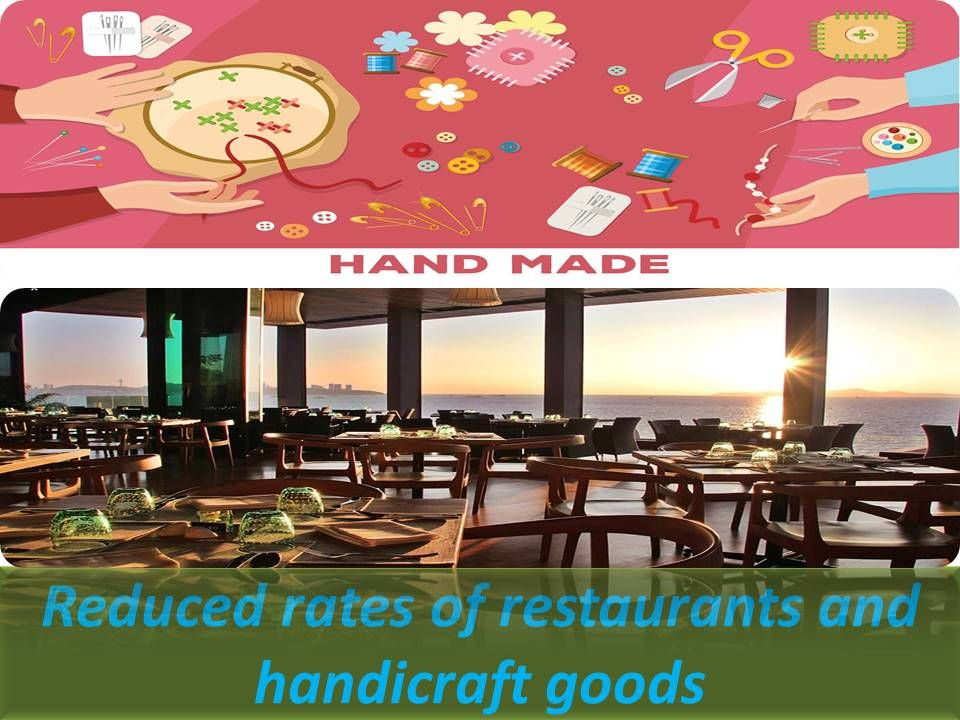 Handicraft Goods Gst Rate Di 2020