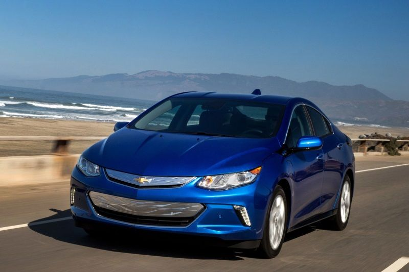 2019 Chevrolet Volt Premier Review And Price Mycarboard Com In