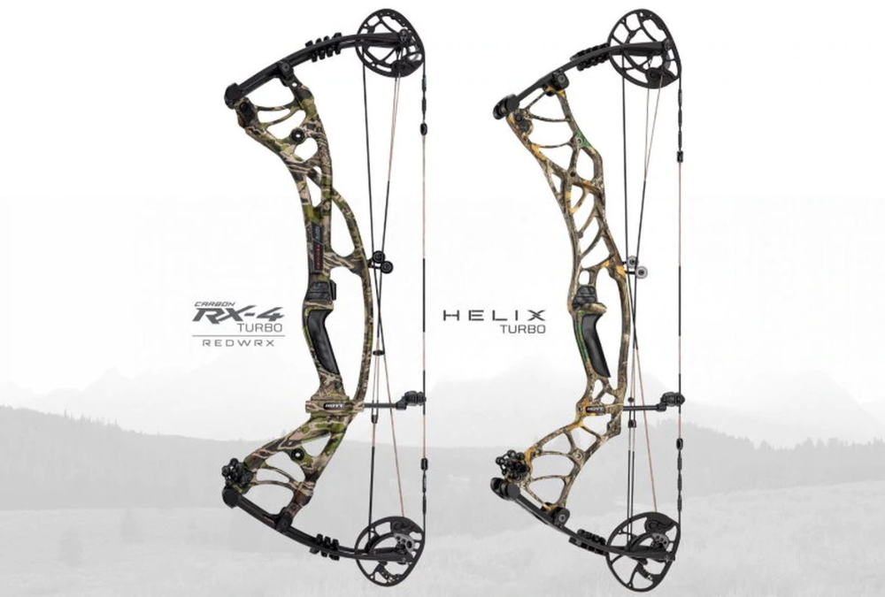 2020 Hoyt Bows Turbo Series Bows Carbon Rx4 And Helix Hoyt Bows