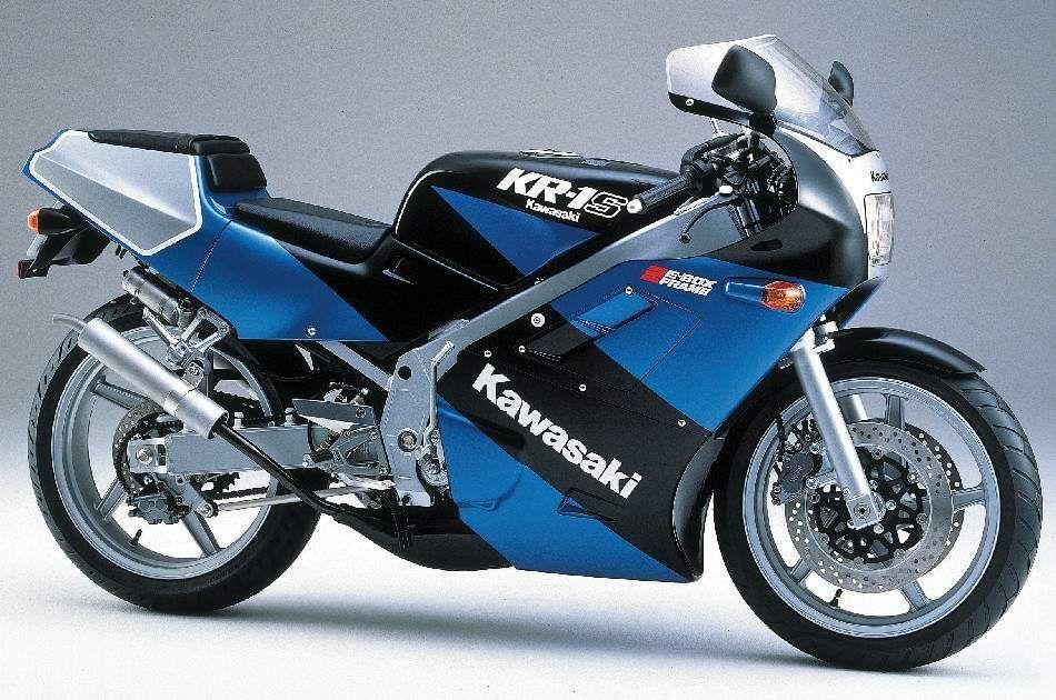 Kawasaki Kzparts
