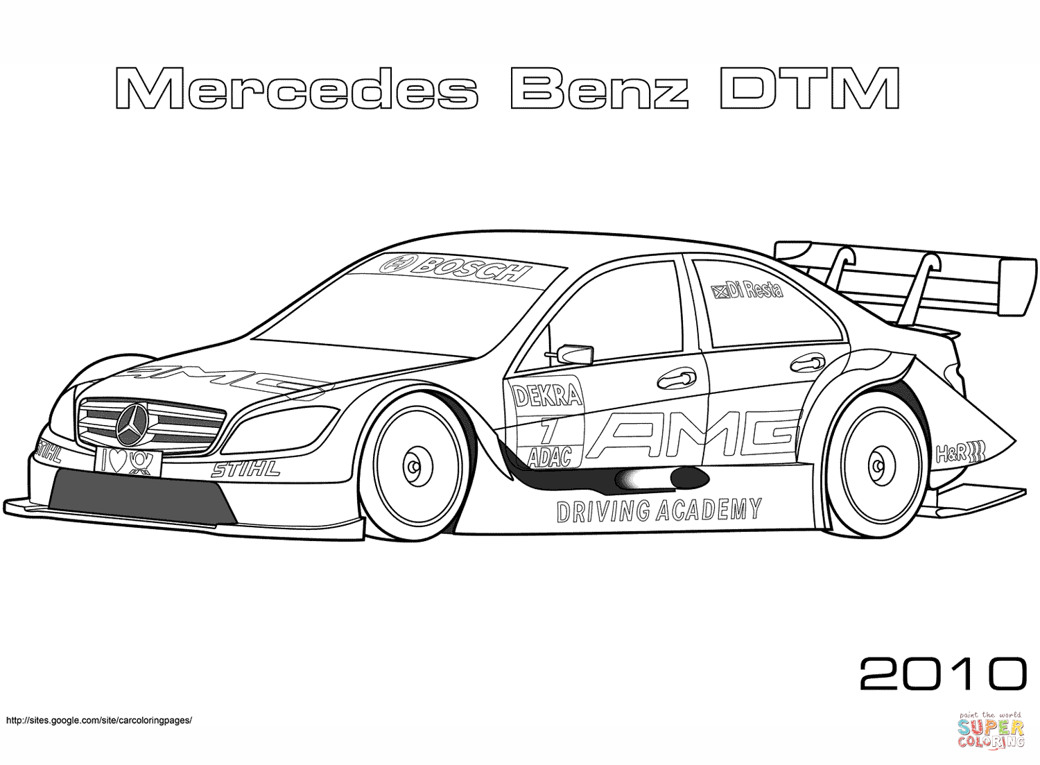 Mercedes Cars Coloring Pages Free Online Printable Sheets For Kids Get The Latest Images